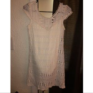 Women's size small lace dress